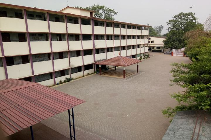 Agrasen Dav Public School-Building