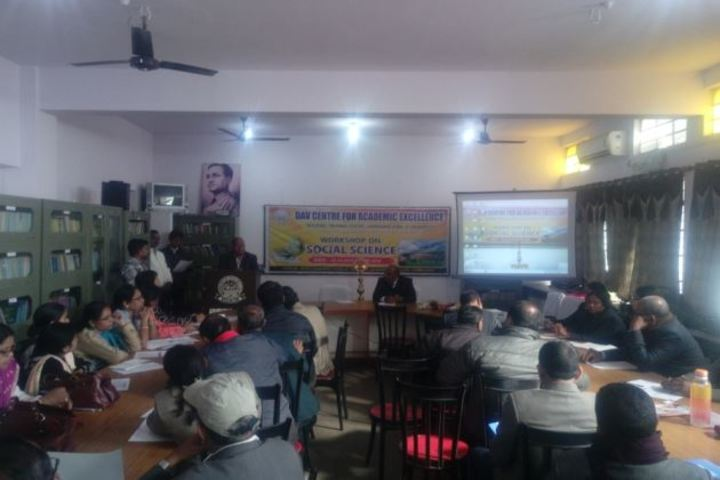 Agrasen Dav Public School-Digital Classroom
