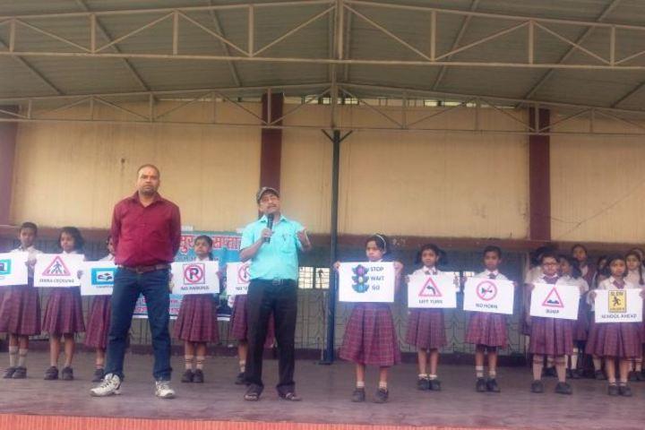 Agrasen Dav Public School-Speech