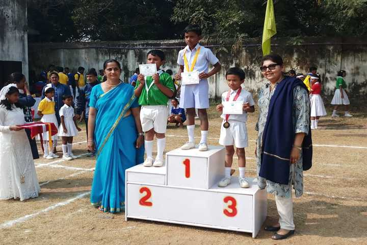 AIWC Academy Of Execellence-Sports-Achievement