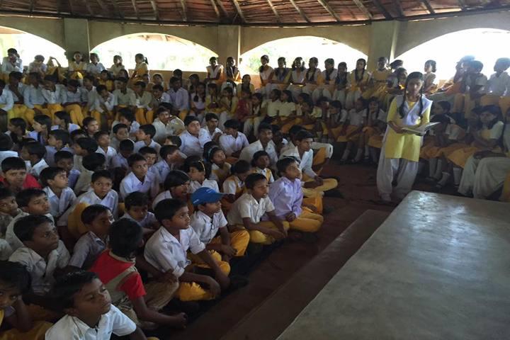 Anandalaya Public School-Auditorium
