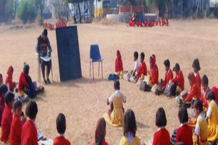 Anandalaya Public School-Play Ground