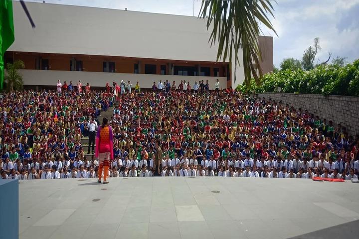 Angels High School-Auditorium