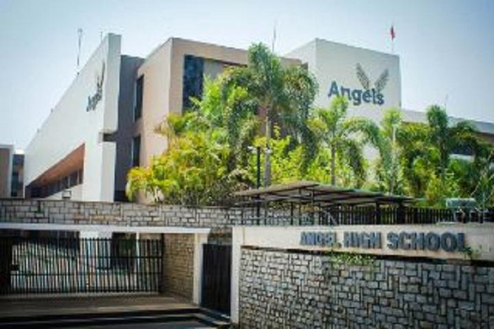 Angels High School-Campus View