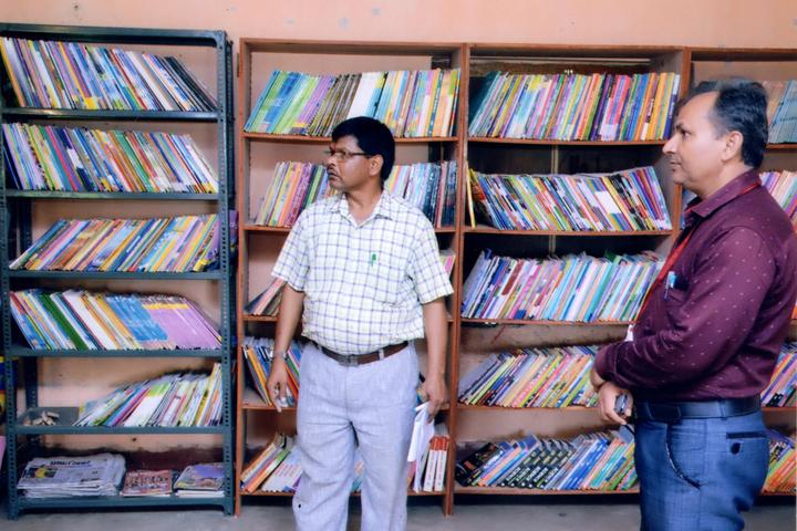 Appreciable Public School-Library
