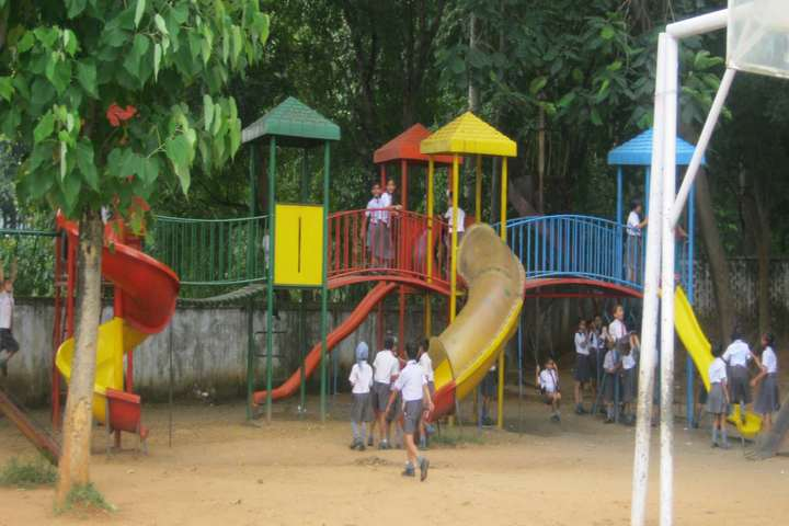 Army Public School-Kids Play Area