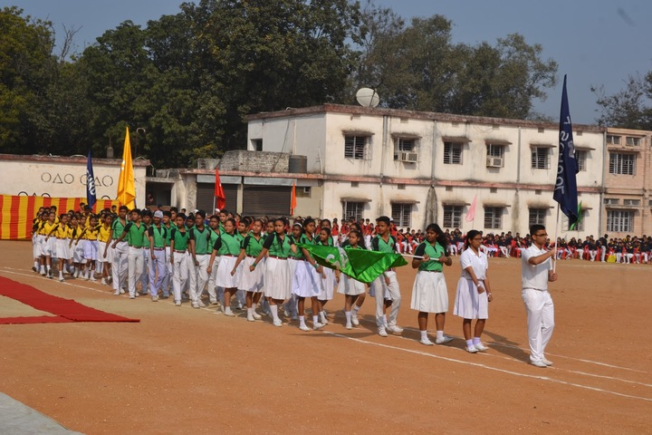 Army Public School-Sports Meet