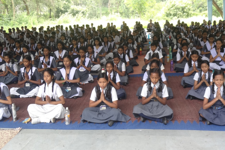 Atomic Energy Central School Yoga