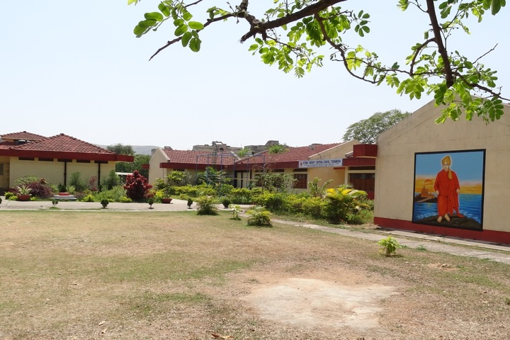 Atomic Energy Central School-Campus View
