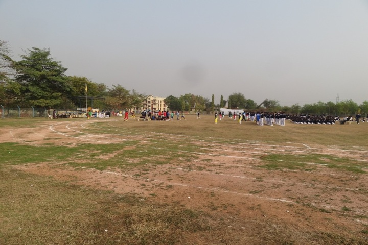 Atomic Energy Central School-Play Ground