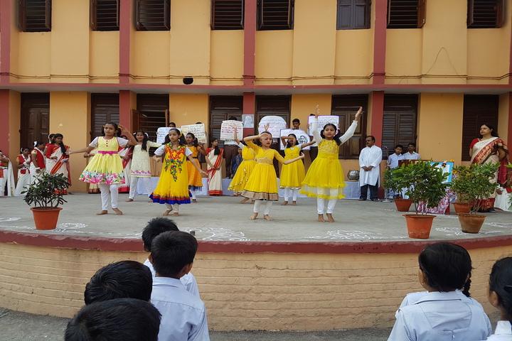 B S S Pranav Children World-Dance