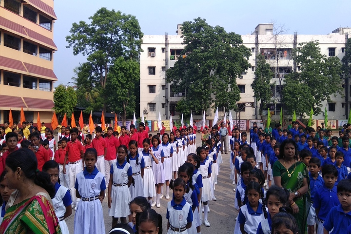 B S S Pranav Children World-Prayer View