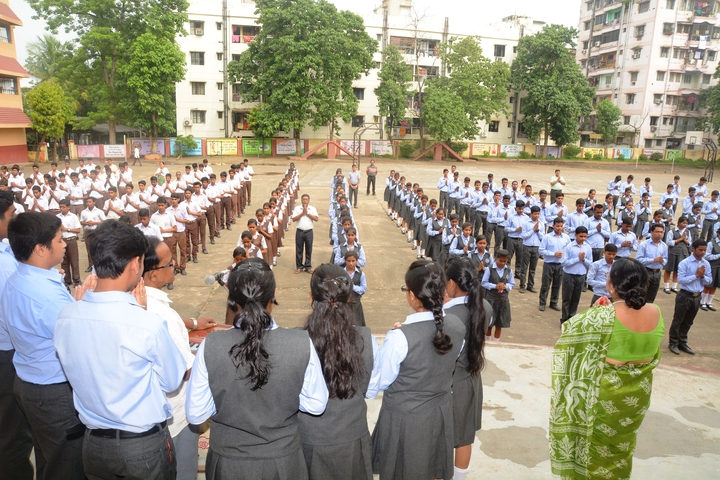 B S S Pranav Children World-Prayer View1