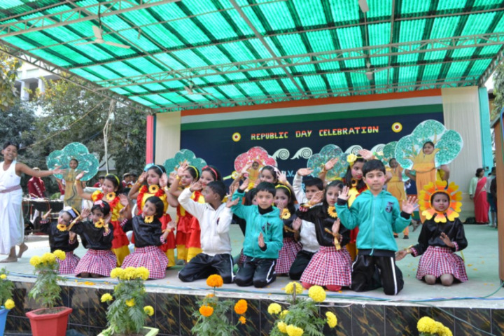 Badri Narayan Shah Dav Public School-Fancy Dress