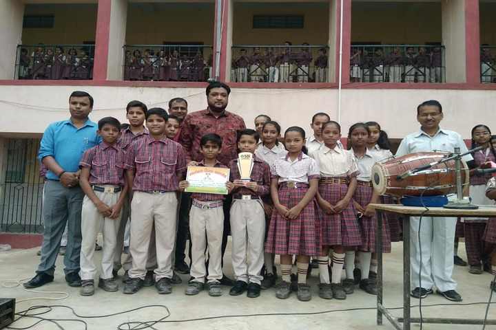 Banshidhar Parasnath DAV Public School-Achievement