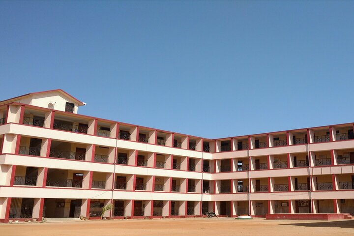 Banshidhar Parasnath DAV Public School-Campus View1