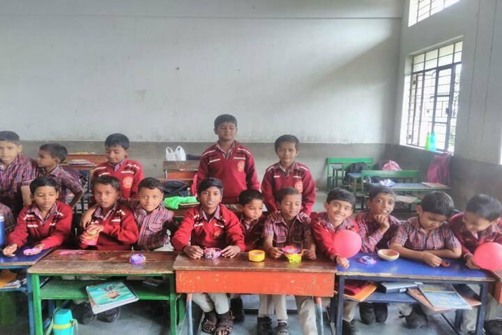 Banshidhar Parasnath DAVPublic School-Classroom