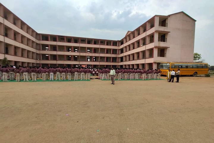 Banshidhar Parasnath DAV Public School-Play Ground
