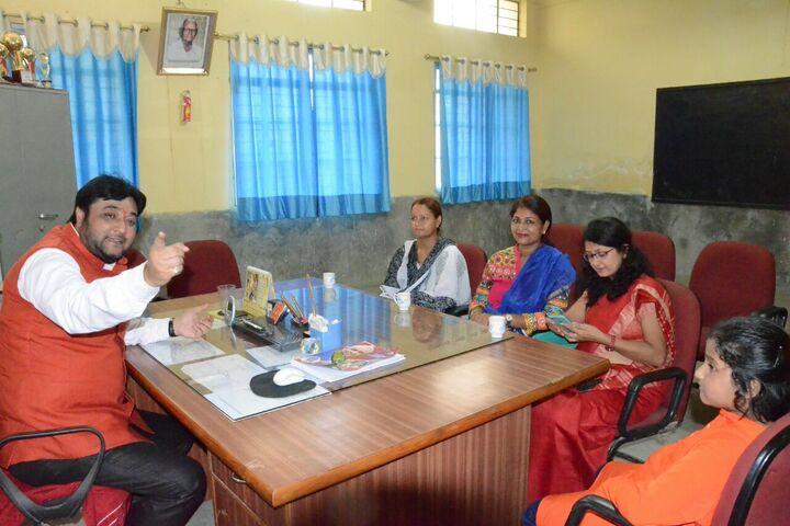 Banshidhar Parasnath DAV Public School-Principal Room