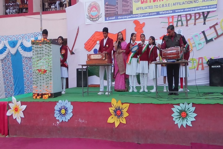 Banshidhar Parasnath DAV Public School-Singing Competition