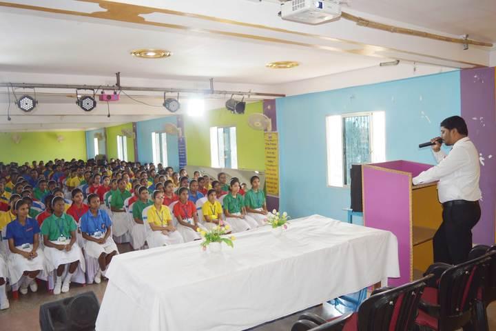 Bethel Mission School-Auditorium