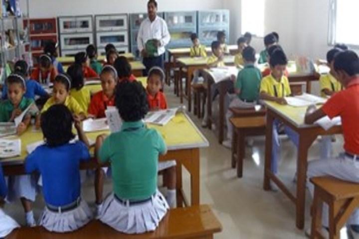 Bethel Mission School-Library