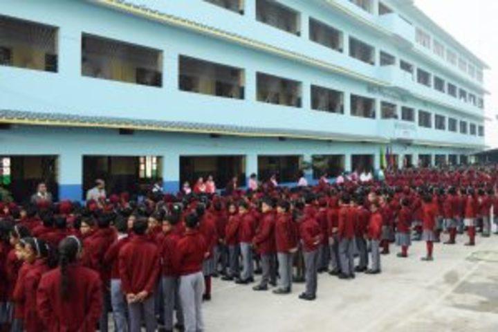 Bethel Mission School-School Building