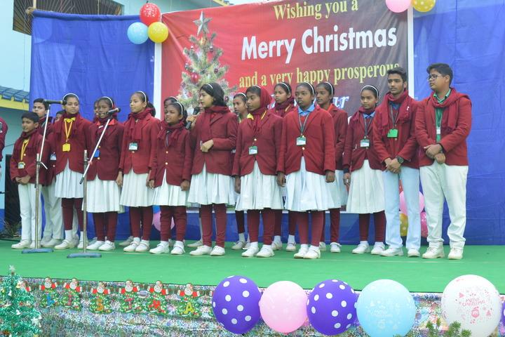 Bethel Mission School-Singing
