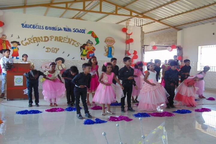 Blue Bells English High School-Dance