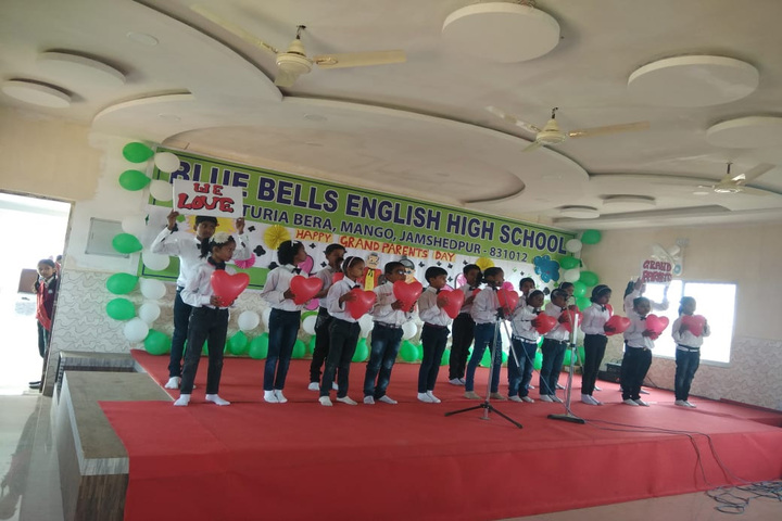 Blue Bells English High School-Singing
