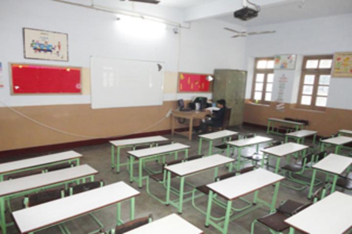 BNT St Mary School-Classroom