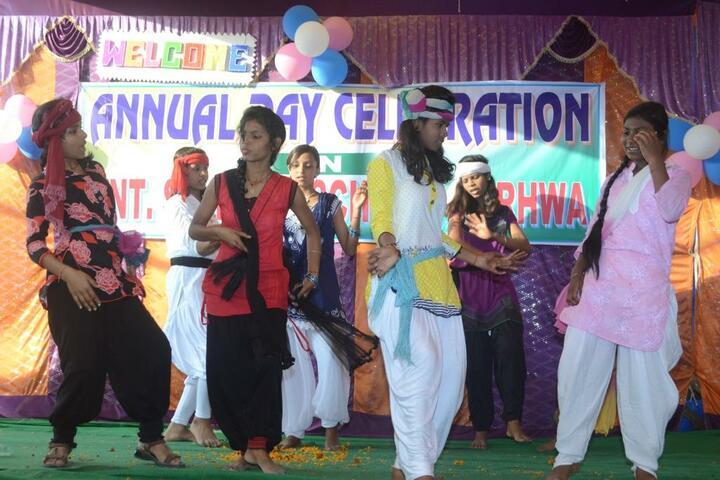 BNT St Mary School-Dance