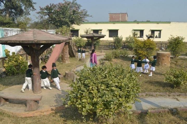 BNT St Mary School-Gardenary