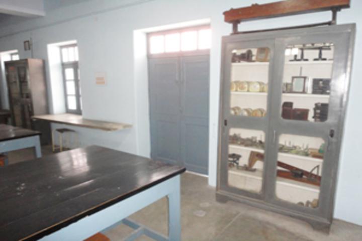 BNT St Mary School-Lab