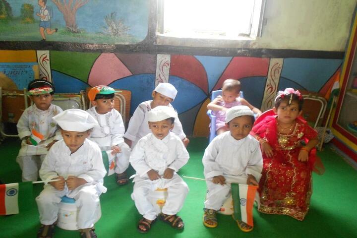 BNT St Mary School-Republic Day