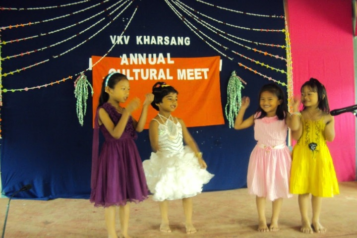 Vivekanand Kendra Vidyalaya-Dance