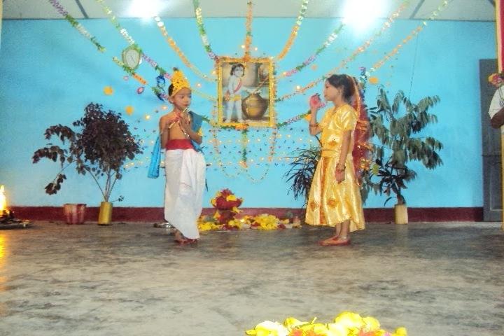 Vivekanand Kendra Vidyalaya-Drama