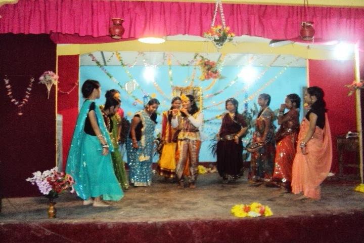 Vivekanand Kendra Vidyalaya-Festival Celebration