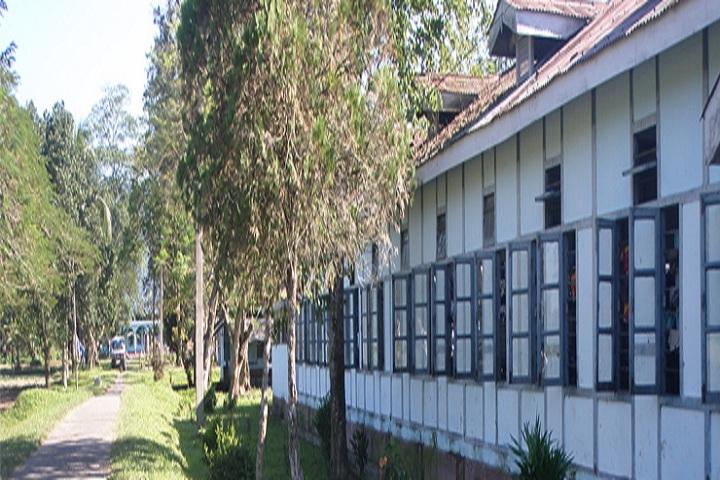 Vivekanand Kendra Vidyalaya-Hostel