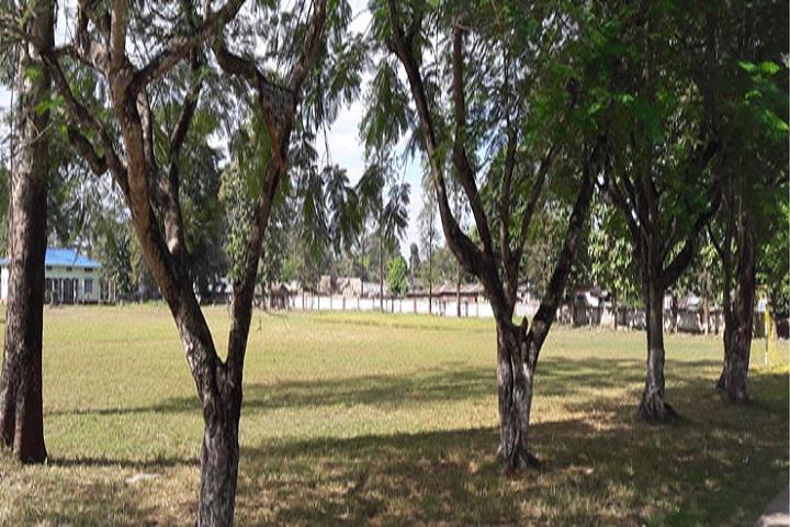 Vivekanand Kendra Vidyalaya-Play Ground