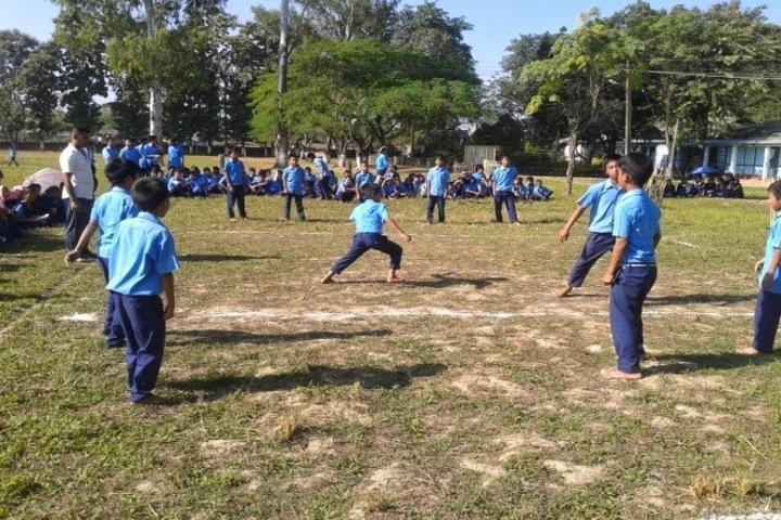 Vivekanand Kendra Vidyalaya-Sports