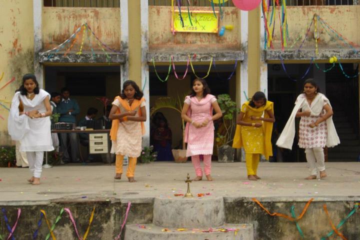 Bokaro Ispat Vidyalaya-Dance