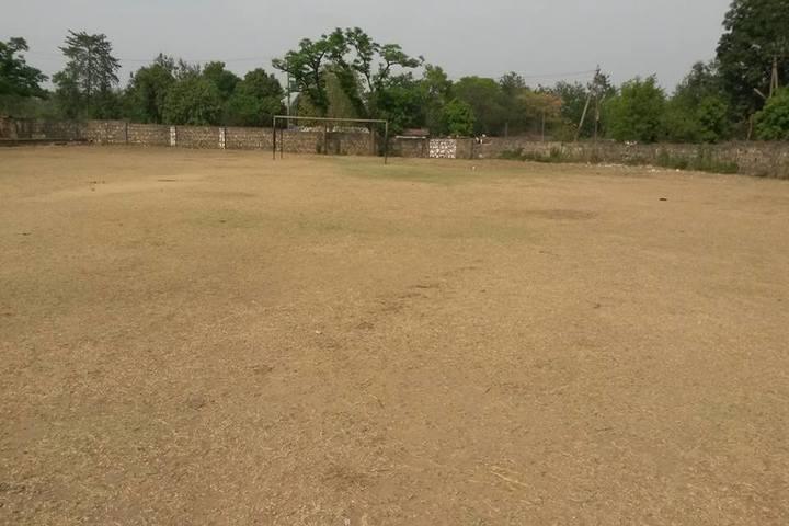 Bokaro Ispat Vidyalaya-Play Ground