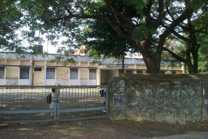 Bokaro Ispat Vidyalaya-School Gate