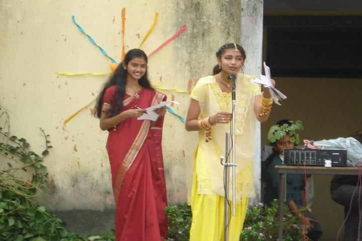 Bokaro Ispat Vidyalaya-Singing