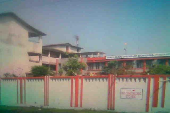 Brl Dav Public School-Building