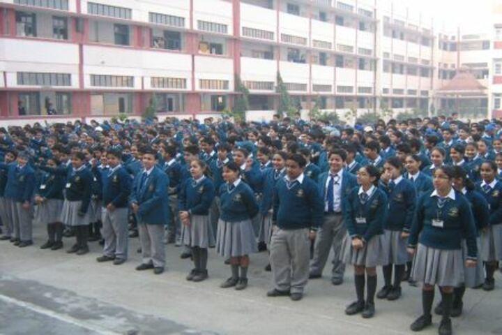 Chasnalla Academy-Assembly