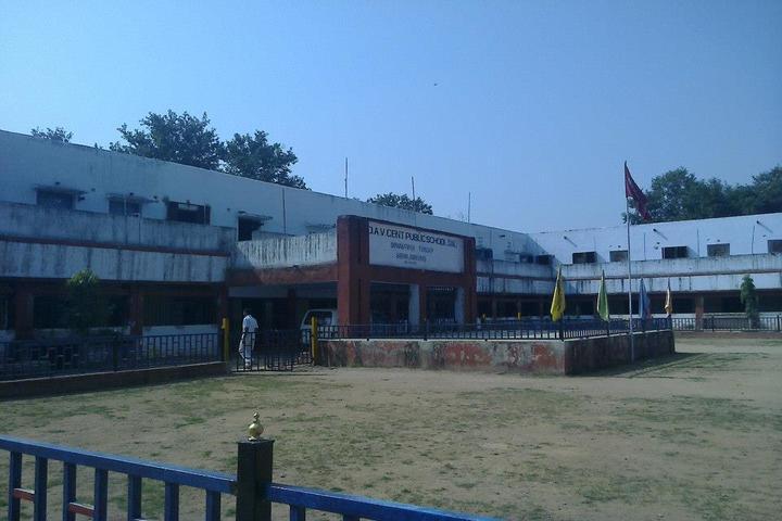 D A V Centenary Public School-Building