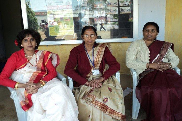 D A V Centenary Public School-staff