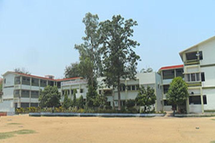 D A V Model School-Campus-View
